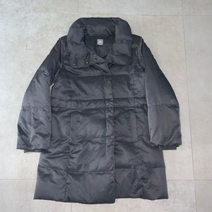 J Jill quilted down puffer jacket (S)